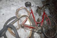 Велосипеды после ДТП