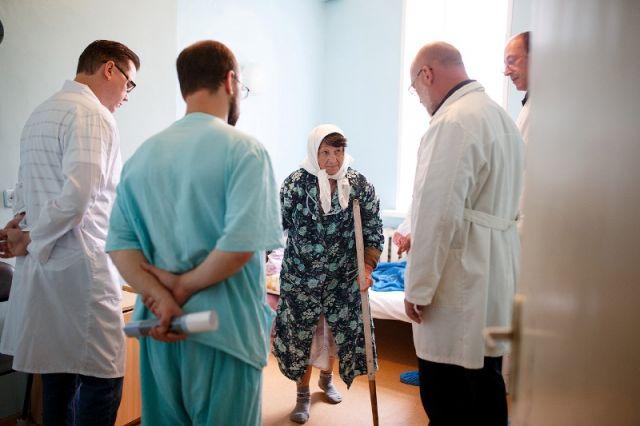 Каждый пациент, независимо от достатка и места проживания, должен получить качественную медицинскую помощь.