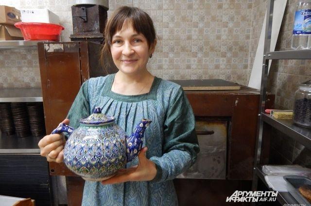 Ольга Волконская