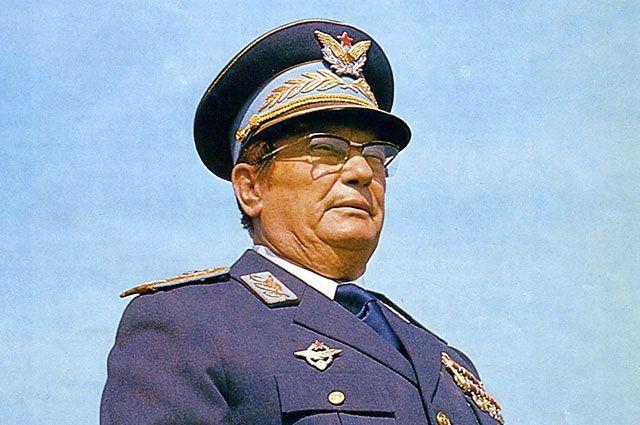Иосип Броз Тито.