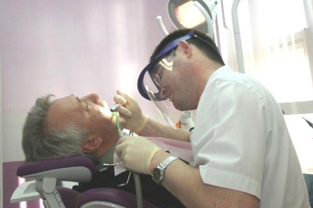 Поход к стоматологу закончился переломом челюсти