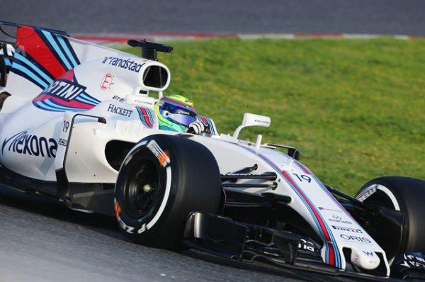 Williams FW40.