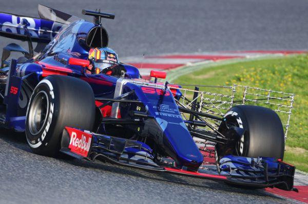 Toro Rosso.
