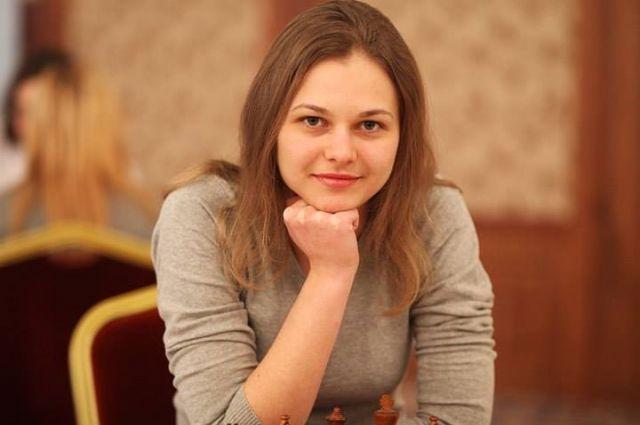 Анна Музычу с ничьи начала борьбу за корону