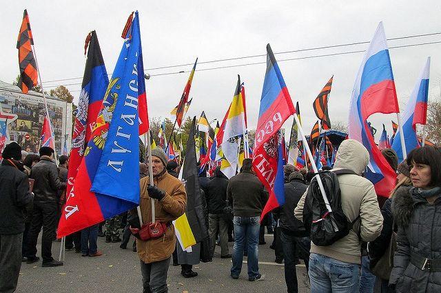 В «ДНР» и«ЛНР» приняли «закон онационализации» украинских учреждений