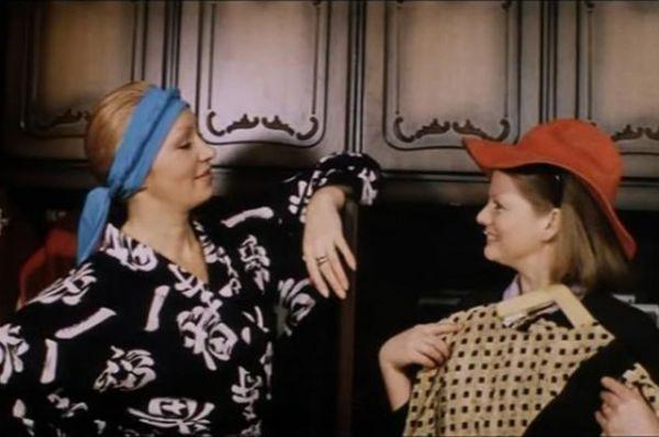 После роли всезнающей Сусанны в фильме «Самая обаятельная и привлекательная» (1985) Васильеву узнала вся страна.