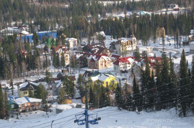 В администрации Шерегеша рассматривают генплан по модернизации и развитию поселка.