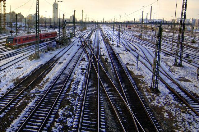В Забайкалье из-за схода вагонов с углем задержаны три пассажирских поезда