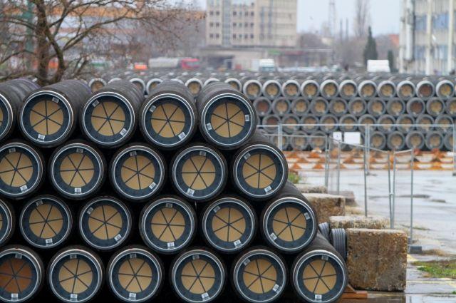 «Газпром» в 2017-ом году планирует построить 600км газопровода «Сила Сибири»