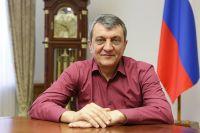 Сегей Меняйло прилетел в Красноярск накануне, 27 февраля.