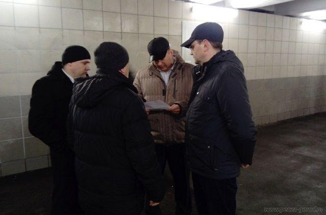 Реконструкция подземного перехода между вокзалами была проведена в конце 2016 года.