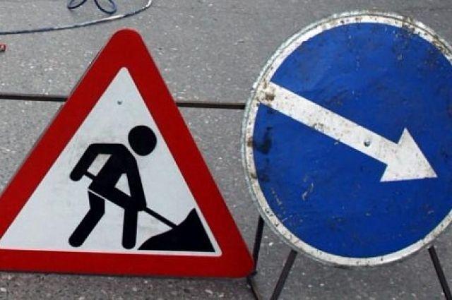ВРостове из-за коммунальных работ ограничили движение на 2-х дорогах
