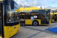 В связи с обвалом части конструкции Шулявского путепровода разработан план объезда для автобусов, троллейбусов