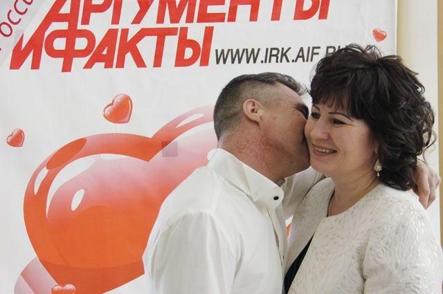 Победители голосования конкурса «Нереальный поцелуй».