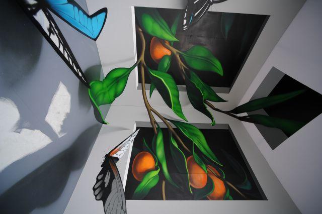 Появление новых объектов уличного искусства в Омске традиционно поддержит «Газпромнефть-ОНПЗ» в рамках программы «Родные города».