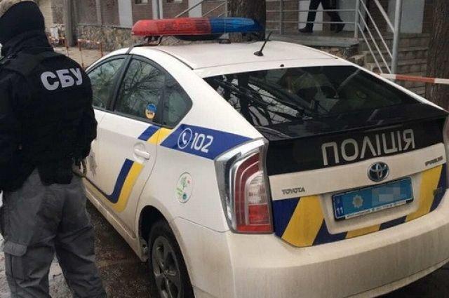 Глава отдела патрульной милиции Харькова схвачен навзятке