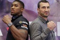 Джошуа уверен, что нокаутирует украинского боксера