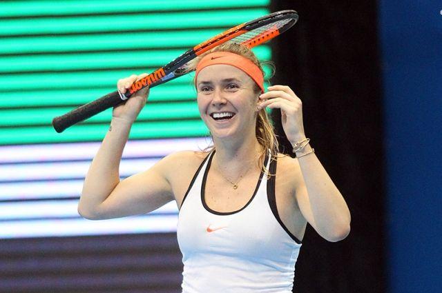 Свитолина обыграла соперницу из Кореи на турнире Женской теннисной ассоциации