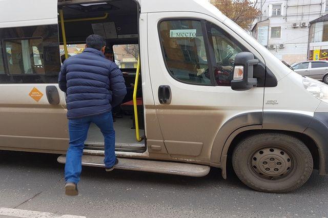 ВЧелябинске остановили маршрутку с нетрезвым водителем