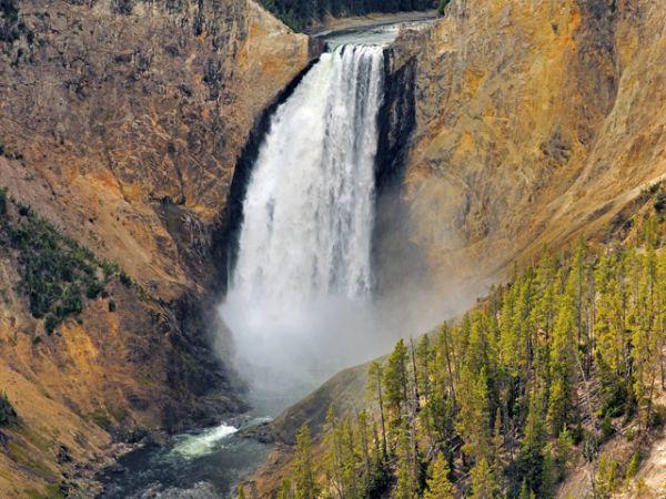 Нижний Водопад.