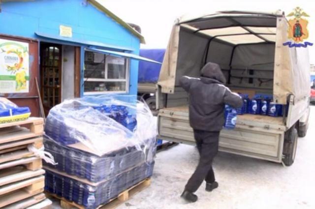 Неменее 20,2 тысячи литров стеклоомывающей жидкости изъято вНижегородской области