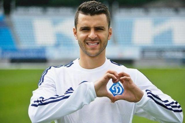 Нападающий киевского «Динамо» Жуниор Мораэс переходит вклуб Суперлиги Китая