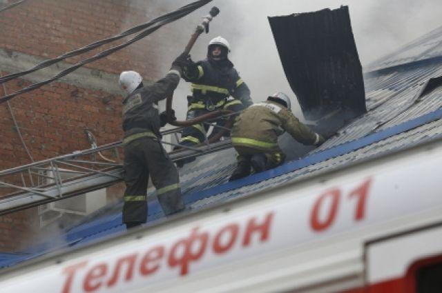ВКиреевском районе вжилом бараке обрушилась кровля