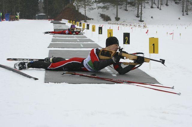 Эстафетная гонка юниора завершилась 28 февраля.