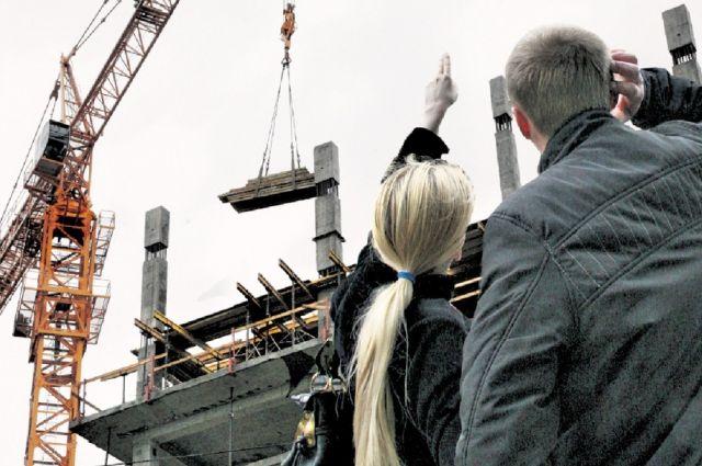 В Красноярском крае планируют больше не продавать недостроенные дома.