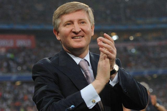 Ринат Ахметов попал в список 500 богатейших людей мира