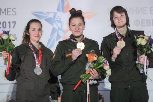 Скалолазка Анна Цыганова завоевала на соревнованиях две золотых медали.