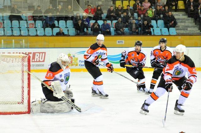 Хоккеисты «Сокола» сравнялись с конкурентом в1/8 финала ВХЛ