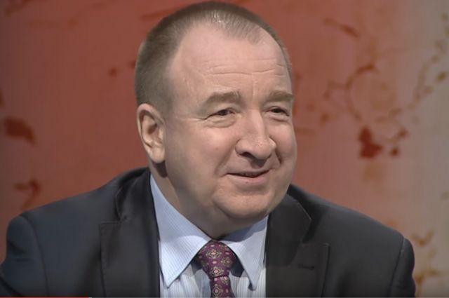 Игорь Панарин.