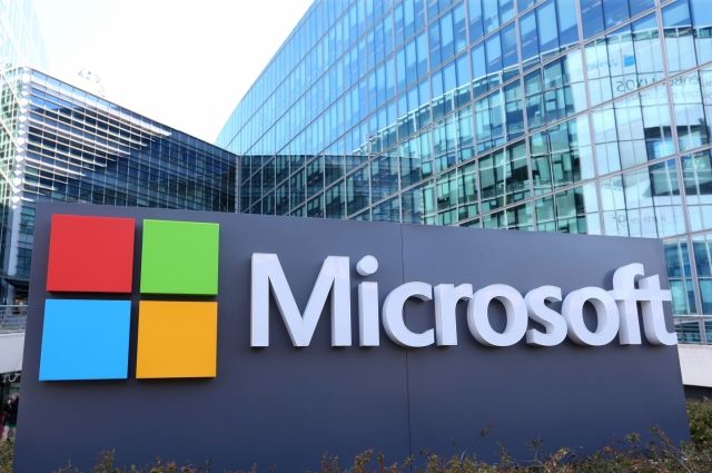 Компания Microsoft разработала систему набора текста спомощью глаз