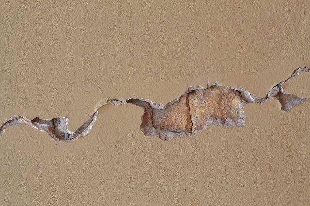 Вжилом доме вНазрани рухнула стена— Ингушетия