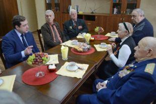 Ветераны благодарны губернатору за внимание к пенсионерам и их проблемам.