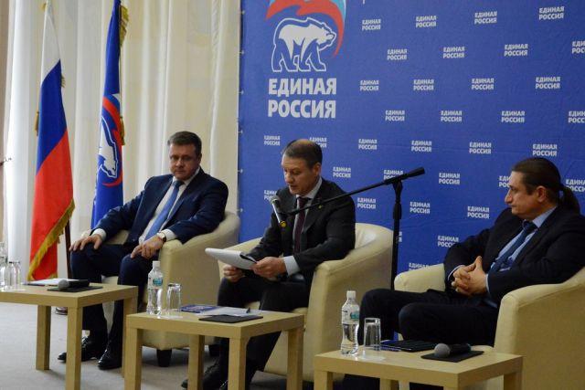 Николай Любимов будет баллотироваться напост губернатора Рязанской области