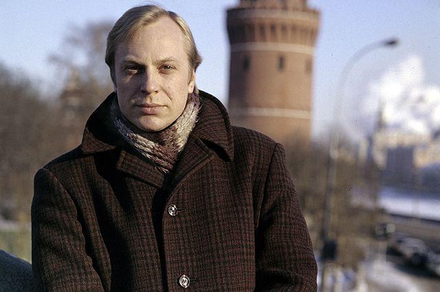 Юрий Богатырев, 1987 год.