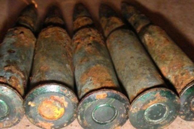 Петербуржец лишился руки отвзрыва снаряда времен ВОВ в своем гараже