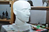 В Соль-Илецке несовершеннолетние воры оставили скульптора без инструментов