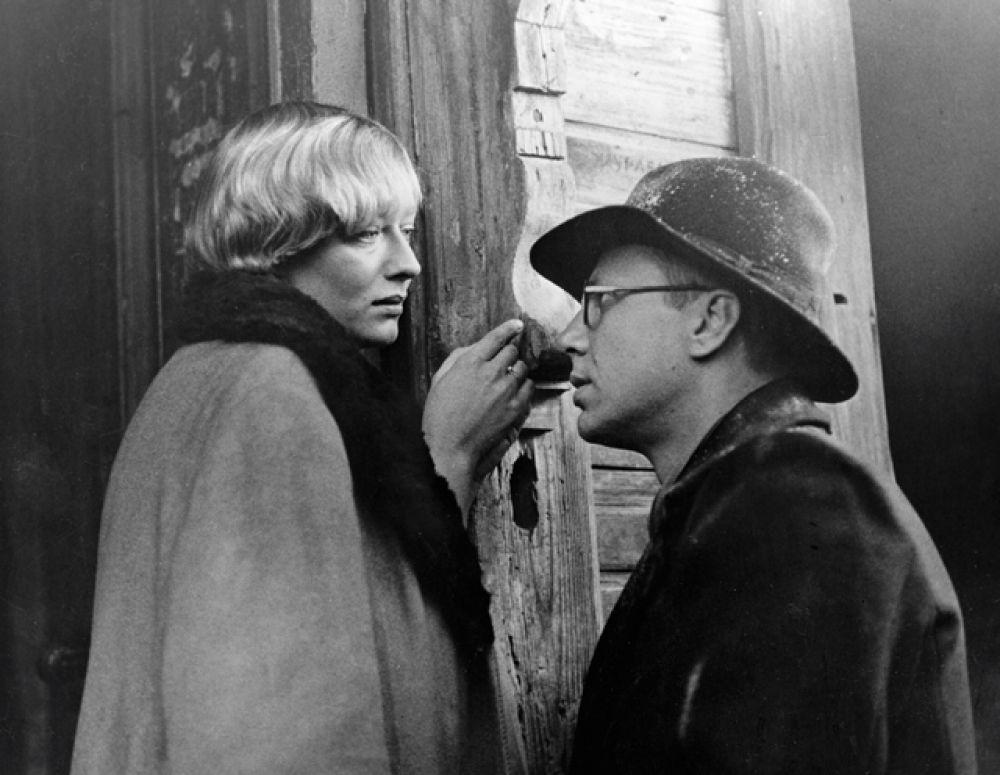 В 1978 году Юрий Богатырёв сыграл одну из лучших своих ролей в кино — Филиппка в картине Ильи Авербаха «Объяснение в любви». Эва Шикульска исполнила роль Зиночки.