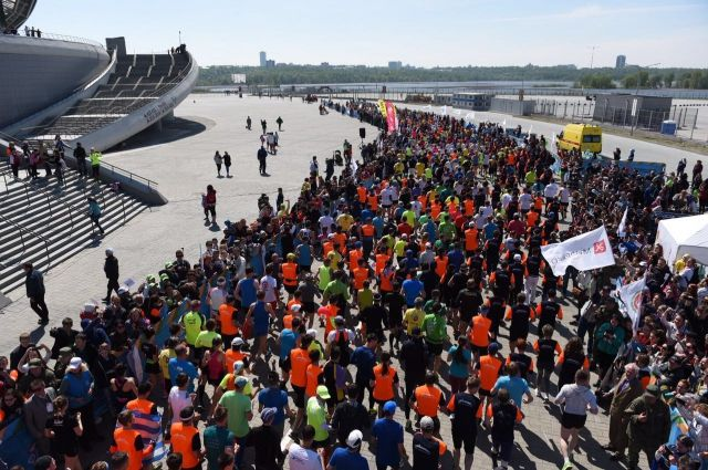 Старт Казанского марафона-2017 будет дан под стенами Кремля