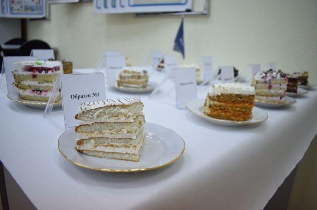 Экспертизу прошли торты Московской области и Челябинска.