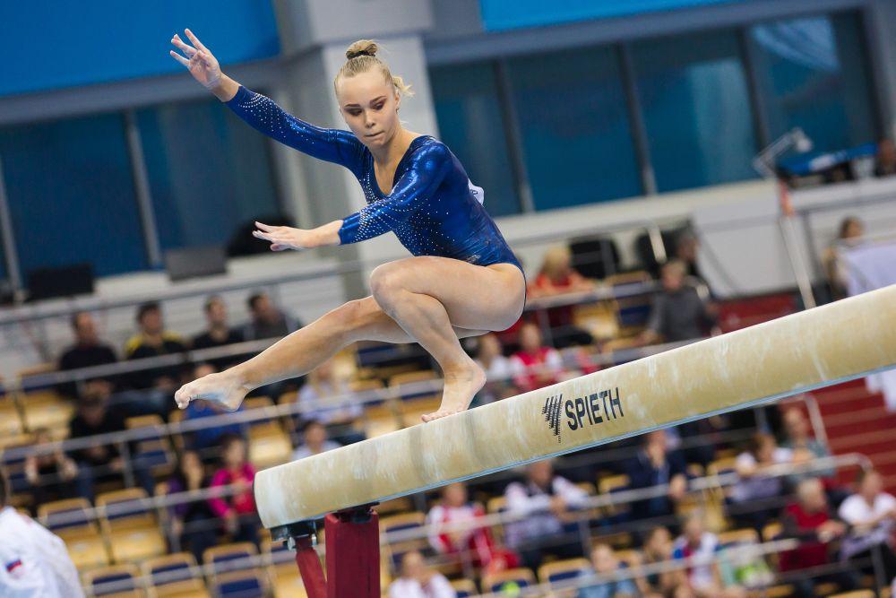 Чемпионка мира и призер двух Олимпиад Мария Пасека.
