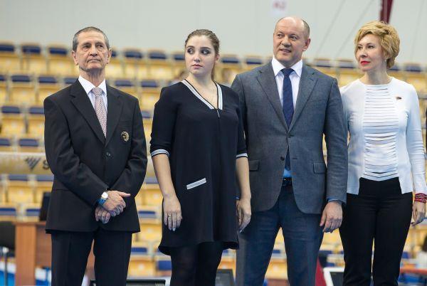 Алия Мустафина приехала в Казань беременной.