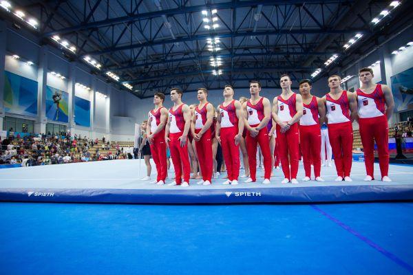 150 гимнастов приехали на чемпионат России. Республику представляют два нижнекамских спортсмена Инсаф Идиятуллин и Марат Хабибуллин.