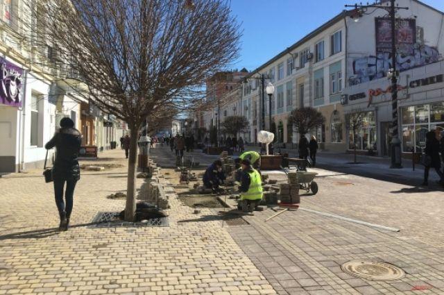 ВСимферополе завели дело онекачественной реконструкции улиц