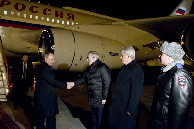 Песков раскрыл детали отдыха Владимира Путина втайге в«походных условиях»