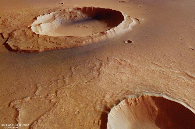 17:41 02/03/2017<br /> 0<br /> 86 <p>На Марсе обнаружены следы мощного потопаСледы цунами были обнаружены учеными при изучении снимков марси