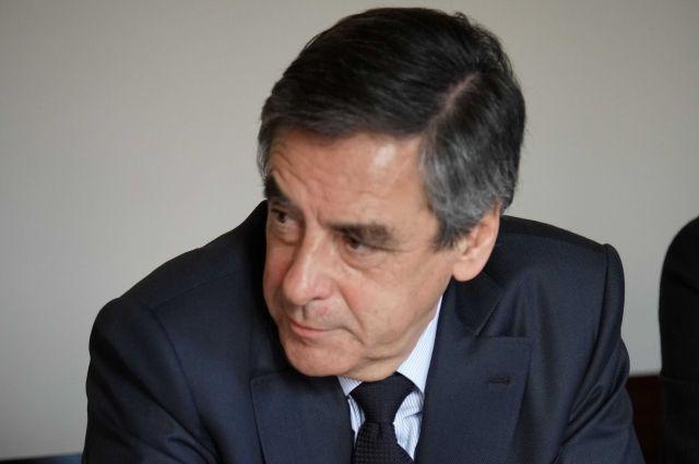 Вдоме кандидата впрезиденты Франции Франсуа Фийона прошел обыск